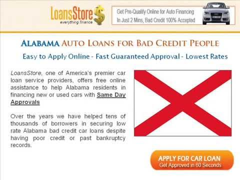 Atlanta loans bad credit