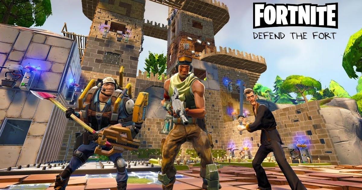 Fortnite Battle Royale COUNTDOWN - Expresscouk
