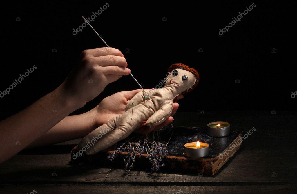 Кукла вуду сильный приворот