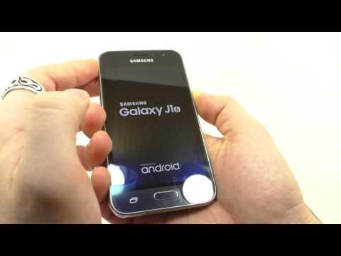 Samsung Galaxy J1 Manual User Guide