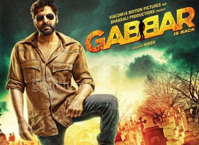 Gabbar is Back (2015) Hindi Full Movie Watch Online Free