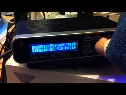 Logitech Z5450 51 Speakers: Amazoncouk: TV