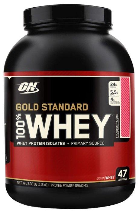 Whey Gold Standard 100% Optimum Nutrition, 909