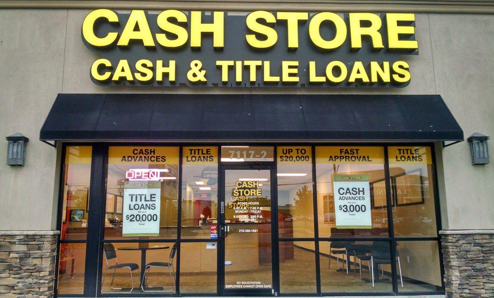 San antonio texas payday loans