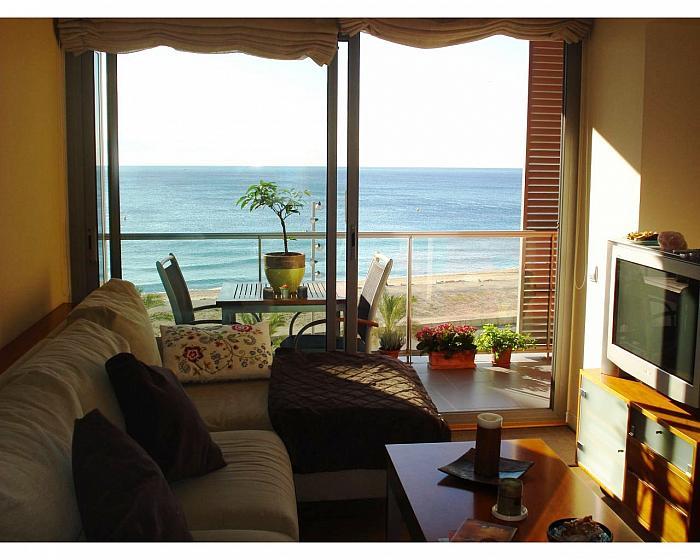 Испания квартиры с видом на море