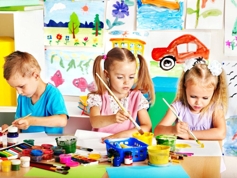 картинки для детского сада знакомство с частями суток
