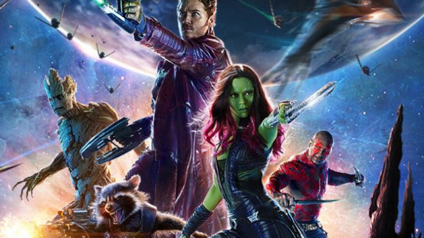 Watch Marvel's Guardians of the Galaxy 2015 Online