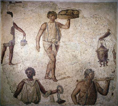 Slavery in Ancient Rome - Crystalinks
