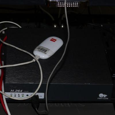 Доступ к видеорегистратору через 3g модем