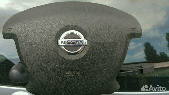 Подушки безопасности nissan primera
