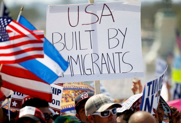 Thesis on immigration reform
