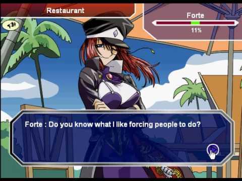 Dating sim rpg flash game