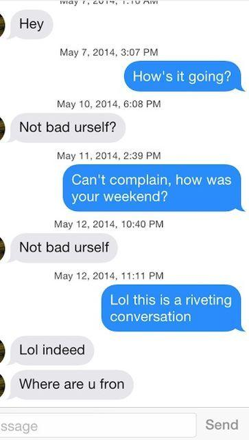 Online dating fails tumblr