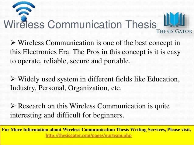 Write my wireless essay
