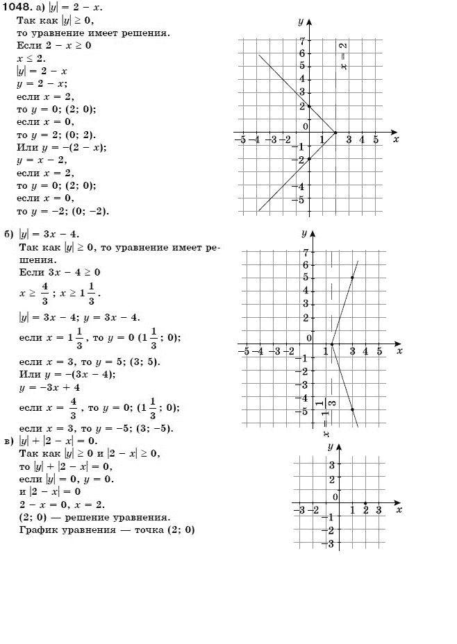 Решебник гдз по математике 7 класс бевз