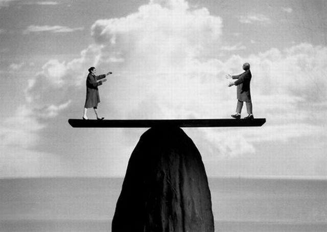 Недоверие к партнеру – враг гармоничных