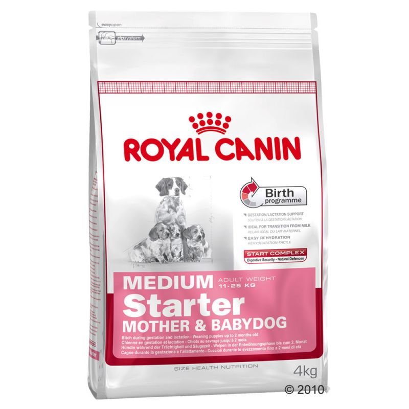 Корм royal canin starter mini starter