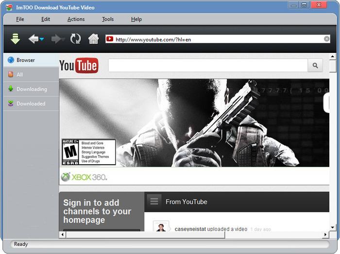 YTD Video Converter - Free video downloader