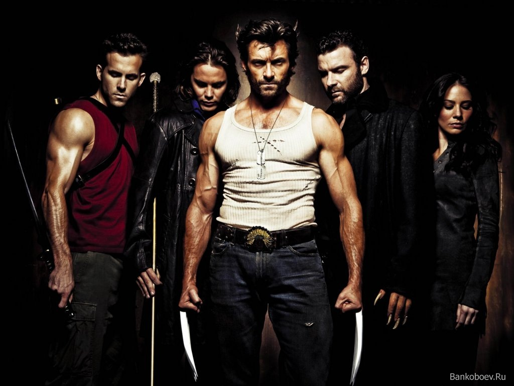 X-Men Origins Wolverine 2009 Dual Audio 720p Bluray