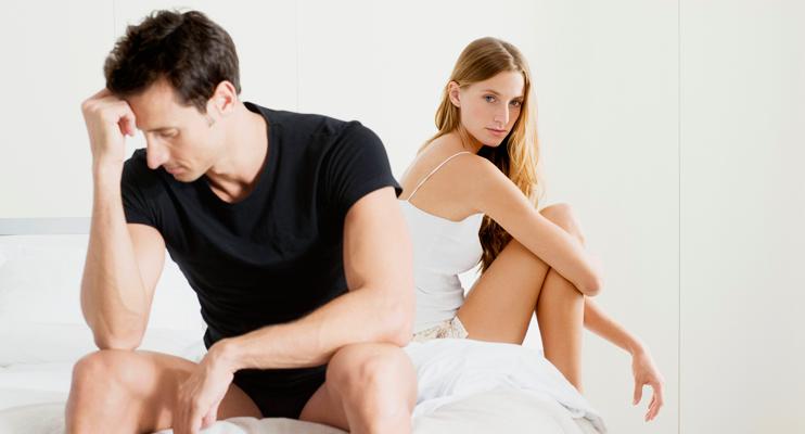 Бывает ли у женщин импотенция