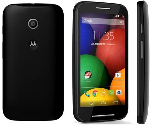 Motorola xt1021 moto e manual