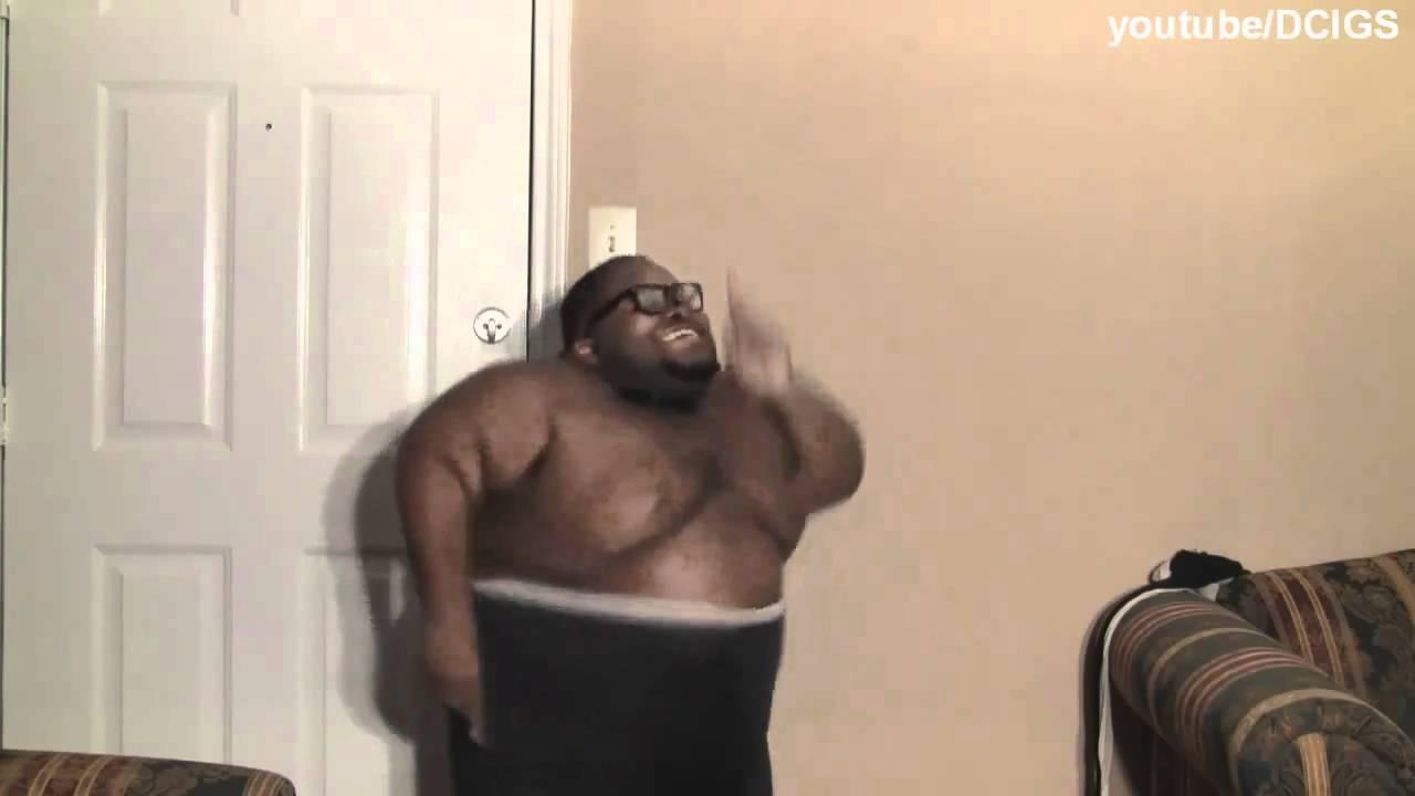 Black girls ass naked
