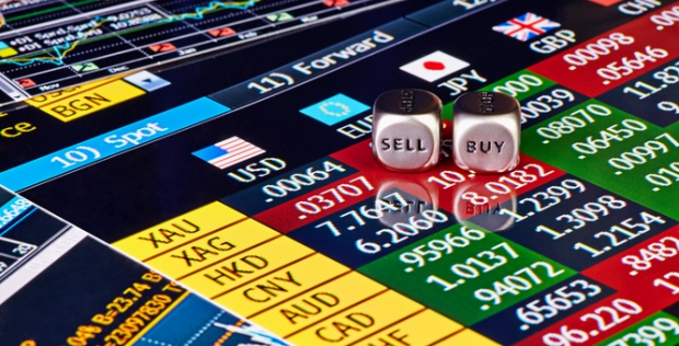 is trading binary options gambling