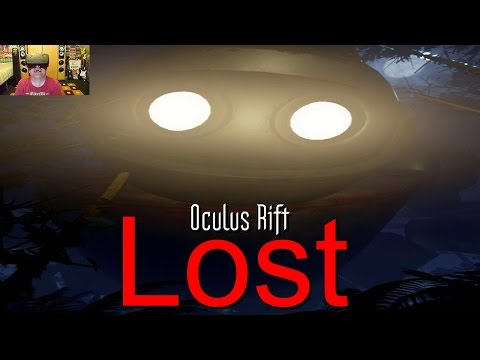 THE IRON GIANT - Lost: Animation VR Movie (Oculus Rift