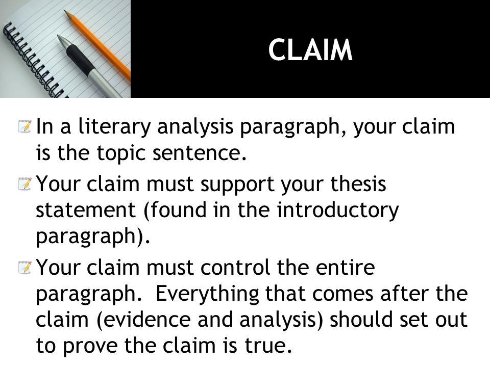 Buy literature thesis