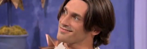 Jon hamm dating show