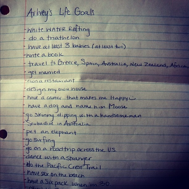 My life essay