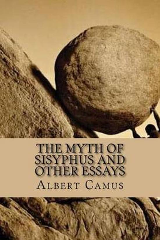 Albert camus sisyphus essay