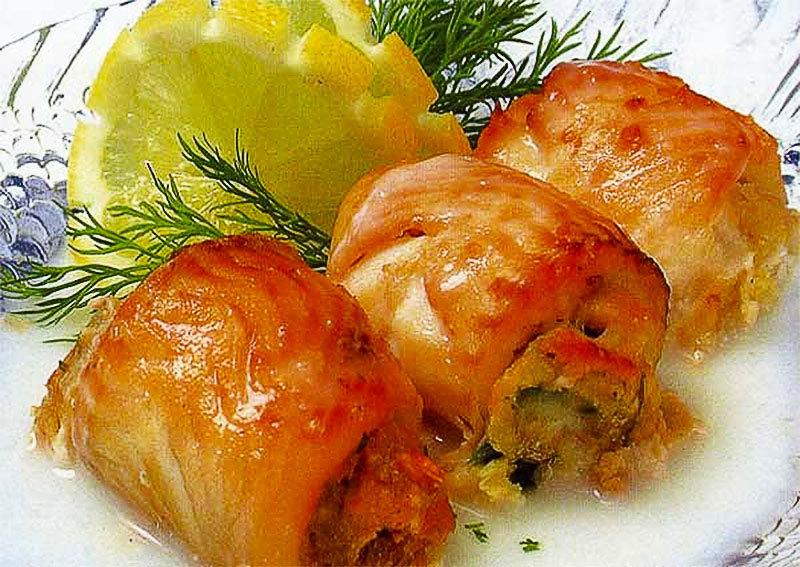 Блюда из рыбы рецепты с фото