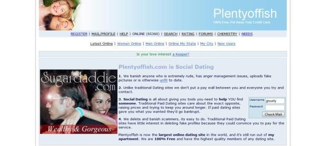 Freeplentyoffishcom: Plenty of fish - Free Dating site