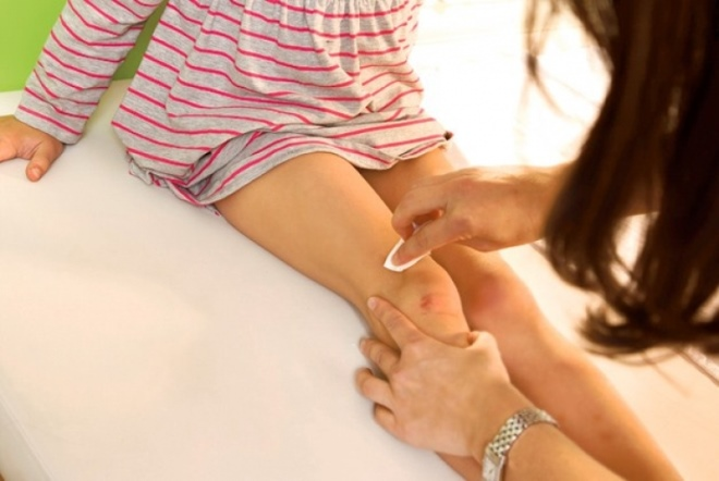Почему могут болеть кости у ребенка