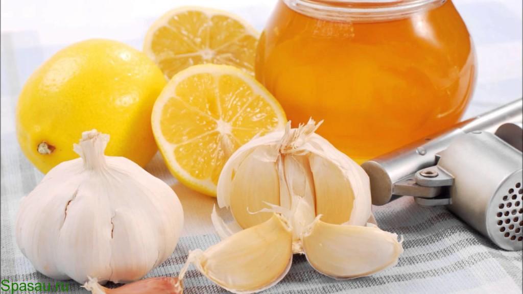 Рецепты лимон и чеснок для очищения и похудения