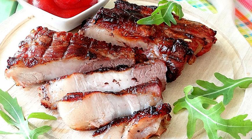 Рецепт блюда из свинины быстрый и простой фото