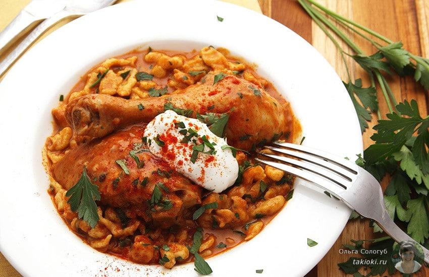 Мясо курицы сковороде рецепт с фото