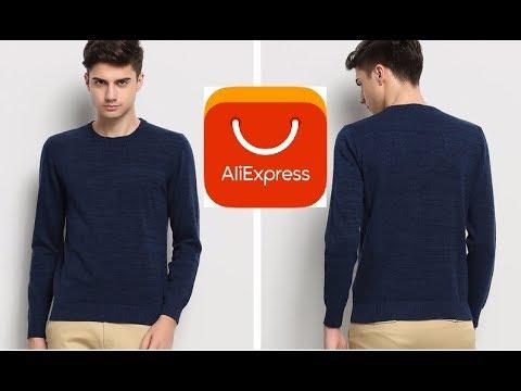 Отзывы о мужской одежде алиэкспресс