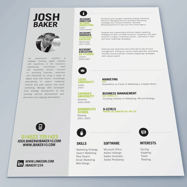 best resume example sample resume template free resume examples with resume writing tips best 25 good resume templates ideas on pinterest good resume