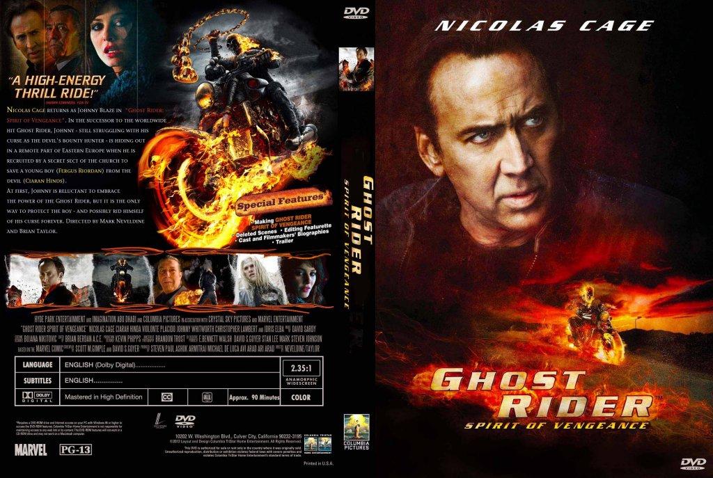 Ghost Rider-1(2007) 720p BDRip Multi Audio Telugu