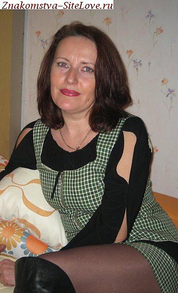 Знакомства женщин 50 лет