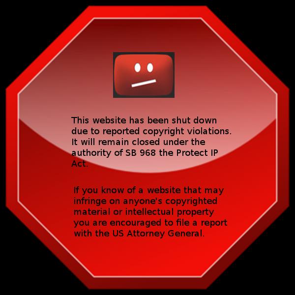 Dating websites shut down