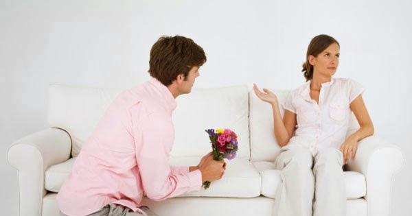 После запоя как помириться с женой