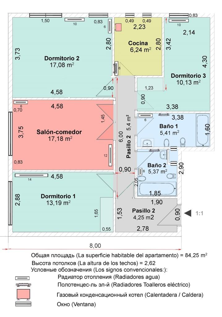 Планы недвижимость в испании