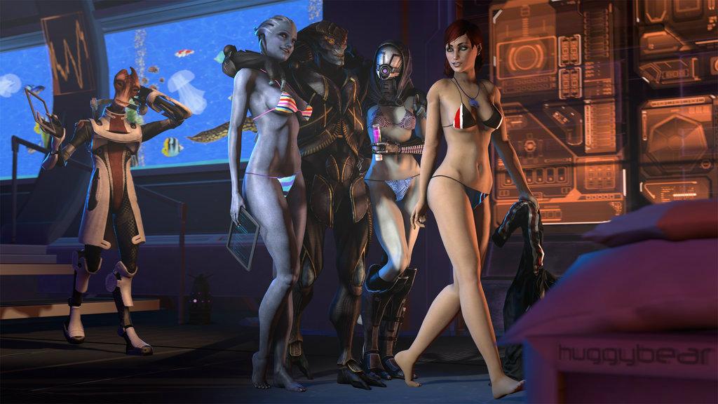 Plus women two piece bikinis