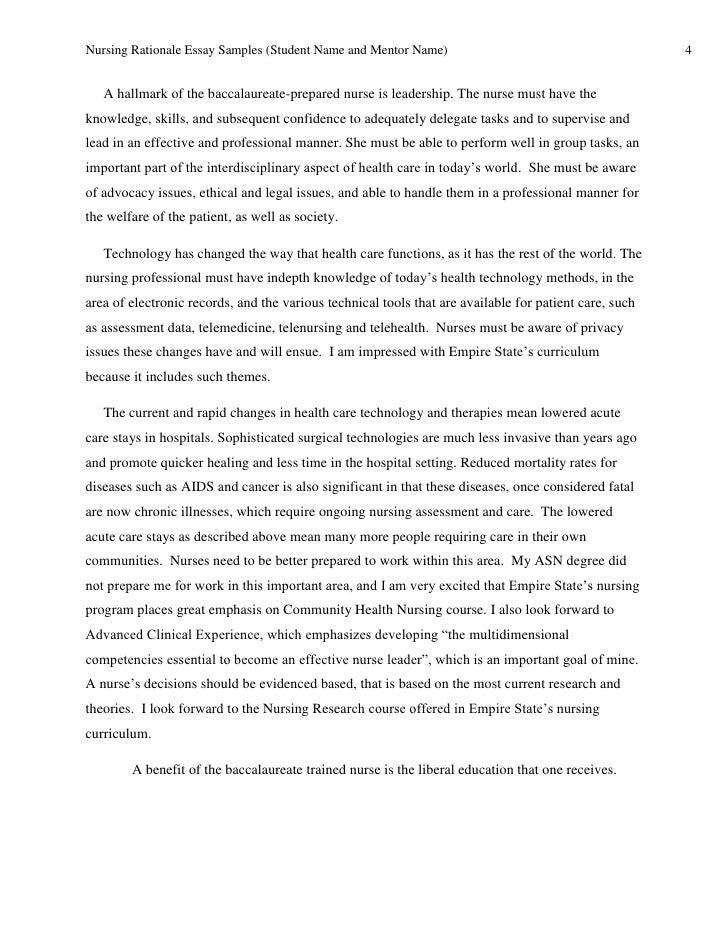 examples of nursing essays hoga hojder examples of nursing essays