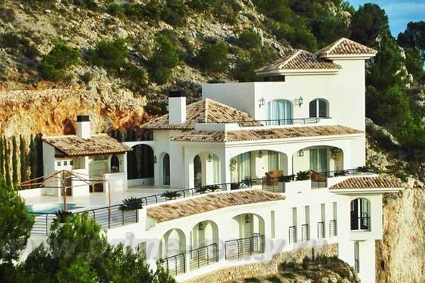 Недвижимость в испании стоимость дома