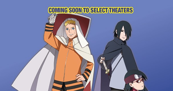 ruto :naruto movie subtitle indonesia trailer - YouTube