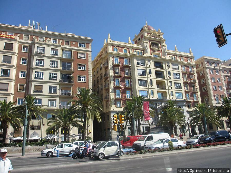 Недвижимость малага испании